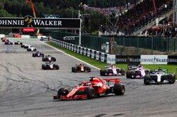 画像:【順位結果】F1第13戦ベルギーGP決勝