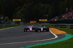 画像:ボッタス、タイム加算のペナルティも4位を確保。「17番グリッドからうまく挽回できた」:F1ベルギーGP日曜