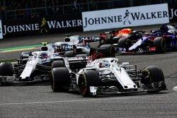 画像:エリクソン「スタート直後の混乱をうまく避け、1ポイントをつかんだ」:F1ベルギーGP日曜