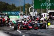 FIA-F2:佐藤万璃音のバルセロナ戦はタイヤに苦戦。「スパまでに精一杯やっていく」