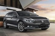 『VWパサート ヴァリアント』に国内300台限定車。純正ナビ、駐車アシストなどを標準装備