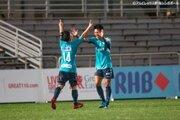 アルビ新潟S、RHBシンガポールカップ準決勝進出…ホーガンに完封勝利