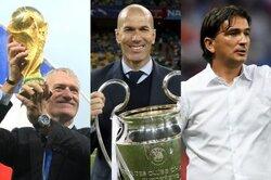 画像:FIFA最優秀監督賞、最終候補3名…CL3連覇のジダン、W杯優勝デシャンら