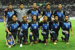 画像:日本代表、サウジ戦は大迫と三浦がメンバー外…乾が「10」、?萩が「17」を着用へ