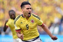 画像:コロンビア、首位突破ブラジルとドロー…ファルカオ同点弾で勝ち点1獲得