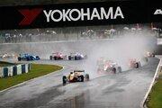 全日本F3選手権第9戦はディレイのため9月9日の開催は中止。代替開催を検討