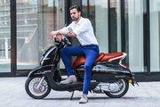 ADIVA、プジョースクーターのジャンゴ125ヘリテイジ特別仕様車を30台限定で発売