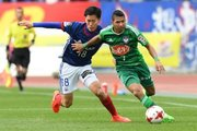 新潟、ホニとの登録抹消を発表…ブラジルへ帰国しチームに帯同せず