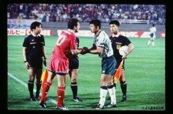 画像:【中溝康隆J連載】キングカズはエスパルス決定? ジーコはジェフ入り? 日本サッカー史を左右したそれぞれの決断