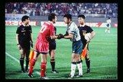 【中溝康隆J連載】キングカズはエスパルス決定? ジーコはジェフ入り? 日本サッカー史を左右したそれぞれの決断