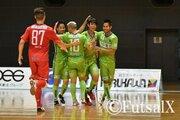 【Fリーグ】第14節は上位6クラブがそろって勝利! 大分はFP仁部屋和弘の復帰を発表