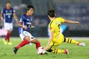 横浜FM、齋藤学が待望の今季初ゴールも…柏との上位対決は痛み分け