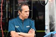 """スーパーGT:D'station Racing AMRの""""監督代理""""として鈴木恵一氏がチームに復帰"""