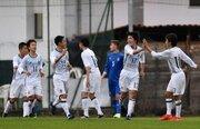 U−15日本代表、20−0でグアムに圧勝…アジア選手権予選がスタート