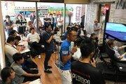 青木宣篤プロデュースの『D'station Racers Cup』は大盛況。GTドライバー藤井誠暢も登場