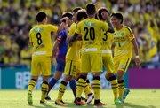 攻撃陣躍動の柏、武富の2ゴールなどで4発快勝! FC東京は連勝ならず