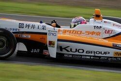 画像:全日本F3第19戦SUGO:ドラマチックなレースを坪井が制するも、高星明誠の2017年王座決定!