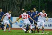 アジアの難しさ…最終節制し、世界への挑戦がかかる準々決勝へ/AFC U−16選手権