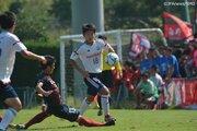 横浜FMユースが鹿島に3ゴール、連敗を「4」で止める/高円宮杯U-18プレミアリーグ