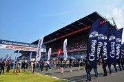 スーパーGT第7戦タイのエントリー発表。今季ワイルドカード参戦はなし