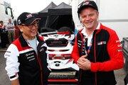 WRC:2020年ラリー・ジャパン復活に各界から喜び。豊田章男代表「絶対負けたくない」
