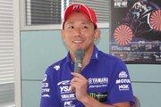 中須賀、残り3レースは「すべて勝つ」/全日本ロード第8戦予選ポールポジションコメント