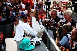 画像:【動画】ハミルトンのポールポジションラップ/F1マレーシアGP予選