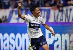 画像:横浜FM、土壇場ゴールで勝ち点3獲得…遠藤のJ1初ゴールが勝ち越し点