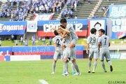 逆転勝利の栃木が4連勝で首位堅守…沼津、秋田はともにドロー/J3第25節