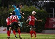 2戦5発のアルビ新潟Sが3年連続でシンガポールカップ決勝進出決定