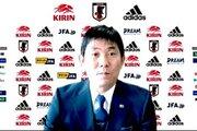 森保監督、初招集の菅原は「将来A代表に絡む」と期待…選外の中島は「チームで結果を」