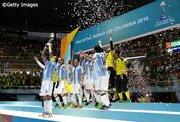 【フットサルW杯】2020年大会の開催国は26日に決定へ 開催目指す日本のライバル3カ国はどこか?