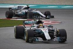 画像:メルセデスF1、マレーシアGPでのペース不足に落胆。日本GPに向けデータ分析を急ぐ