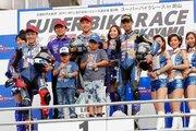 全日本ロードJSB1000/J-GP3:MORIWAKI MOTUL RACING 2017第8戦岡山 レースレポート
