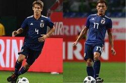 画像:サンフレッチェ広島からは日本代表に2人が選出…MF青山とDF佐々木がコメント発表