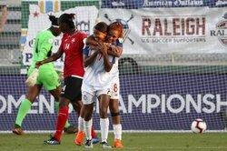 画像:パナマ女子代表、北中米カリブ海選手権で13歳を登録…初戦は出番なし