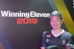 画像:日本のウイイレ界をけん引する影山昭平(Mayageka)選手、2019シーズンの目標は「世界一」