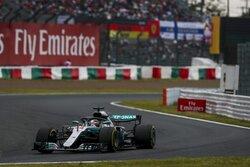 画像:ハミルトン「鈴鹿を完璧に走りたい。毎年、そういう思いでステップアップしている」:F1日本GP金曜