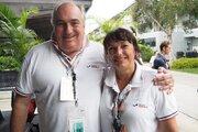 【あなたは何しに?】F1デビューを果たしたピエール・ガスリーに両親も応援団を引き連れ大はりきり
