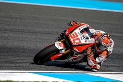 画像:MotoGP:タイで順調なスタートを切った中上。目標は「Q2へダイレクトに進める順位」