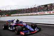 トロロッソ・ホンダ F1日本GP密着(2):実力が確実に進歩していることを予選で証明、決勝でも悔いのないレースを