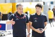 トロロッソ・ホンダ F1日本GP密着:無念の決勝と予選の進歩。モータースポーツ部、山本雅史部長が振り返る鈴鹿