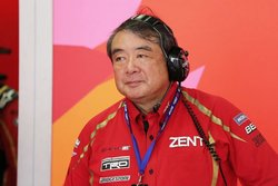 画像:LEXUS TEAM ZENT CERUMO浜島裕英監督、F1参入狙うハンコックとの契約の噂を否定