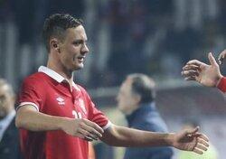 画像:W杯出場を決めたセルビア、MFマティッチが嬉し涙「世界で一番幸せ」