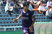横浜FC、明治大DF袴田裕太郎が来季加入内定「覚悟を持って闘います」