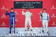 スーパーFJ:Le beausset Motorsports 2017年ドリームカップ レースレポート