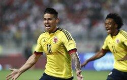 画像:コロンビアが悲願のW杯出場決定! 同点に持ち込んだペルーはプレーオフへ