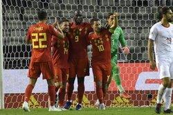 画像:ルカクが2ゴール…ベルギー、スイス下しネーションズリーグ2連勝
