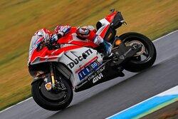 画像:MotoGP日本GP初日:マルケスを追うドビジオーゾが総合トップ。スズキが新たなカウルを投入