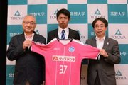 【ライターコラムfrom水戸】「水戸の試合を見てサッカーを始めた」…常磐大GK井坂を特別指定選手として登録